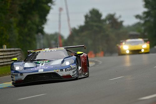 Ford firms up Le Mans 24 Hours line-ups