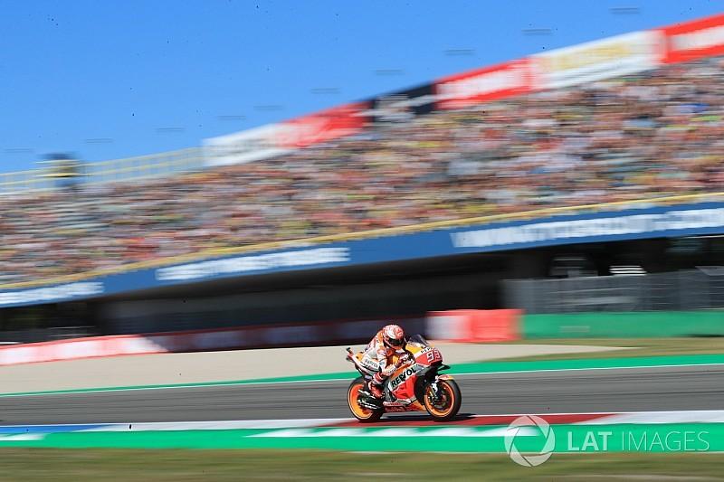 ТТ Ассен MotoGP: стартовая решетка