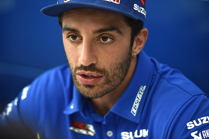 Momentum kebangkitan Iannone dengan Suzuki