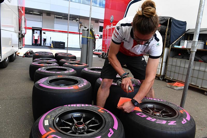 A Pirelli gumiválasztása az Olasz Nagydíjra