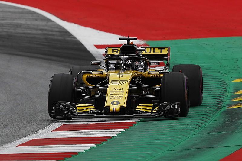 Renault pilotları cumartesi günü gelişim kaydetmeyi bekliyor