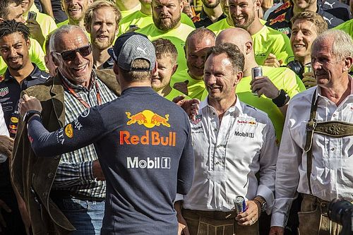 """Verstappen mostró """"calidad de campeón"""" en Austria"""