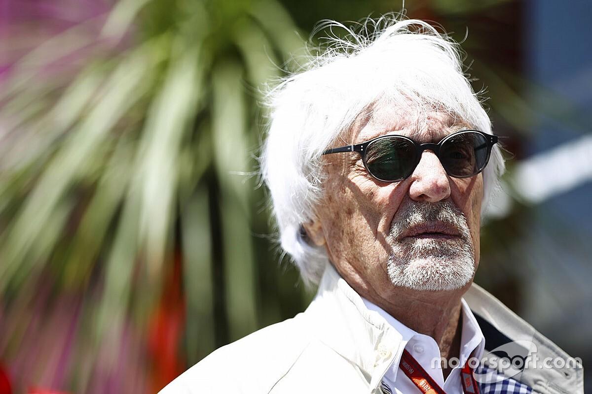 Ecclestone acha difícil GP de Miami da F1 sair do papel