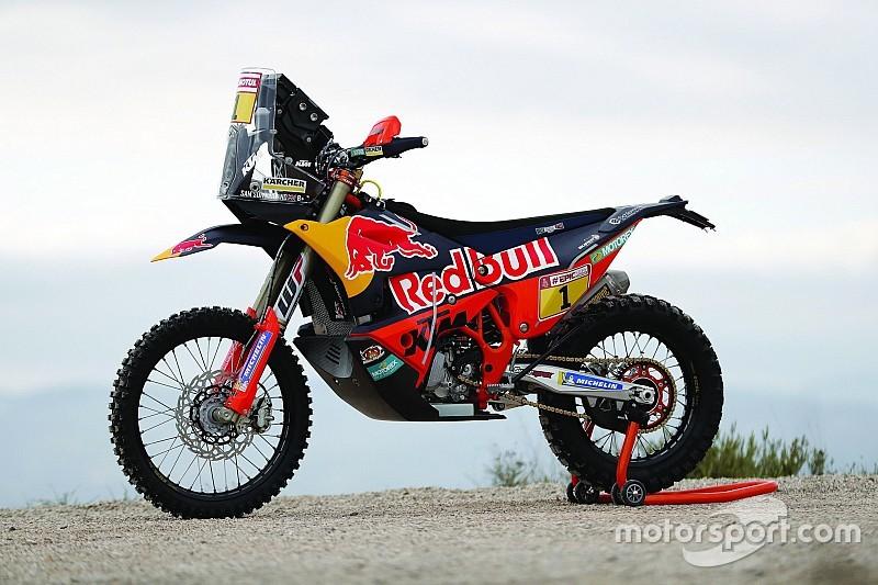 Así es la nueva arma de KTM para seguir reinando en el Dakar