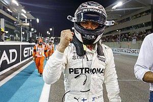 "Valtteri Bottas élu ""Pilote du Jour"" du GP d'Abu Dhabi 2017"