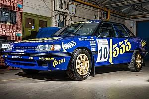 Automotive Noticias de última hora Un Subaru Legacy RS Grupo A, de 1993, a la venta