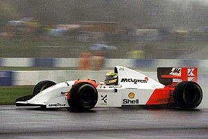 Donington 93: Rubinho revela xingamento de Senna e Galvão comenta plano inusitado para passar Prost
