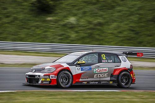 Huff a pole-ban, sikeresen fogták vissza a Hyundaiokat Zandvoortban