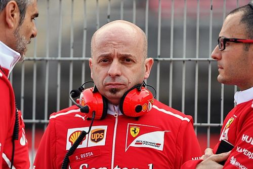 Ferrari's chassis engineering head Resta moves to Haas