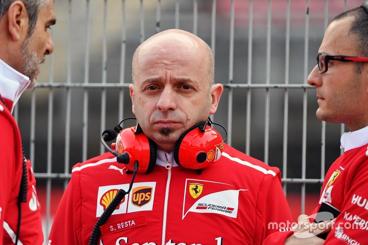 Ferrari şasi departmanında değişiklik yaptı, Resta Haas'a geçiyor