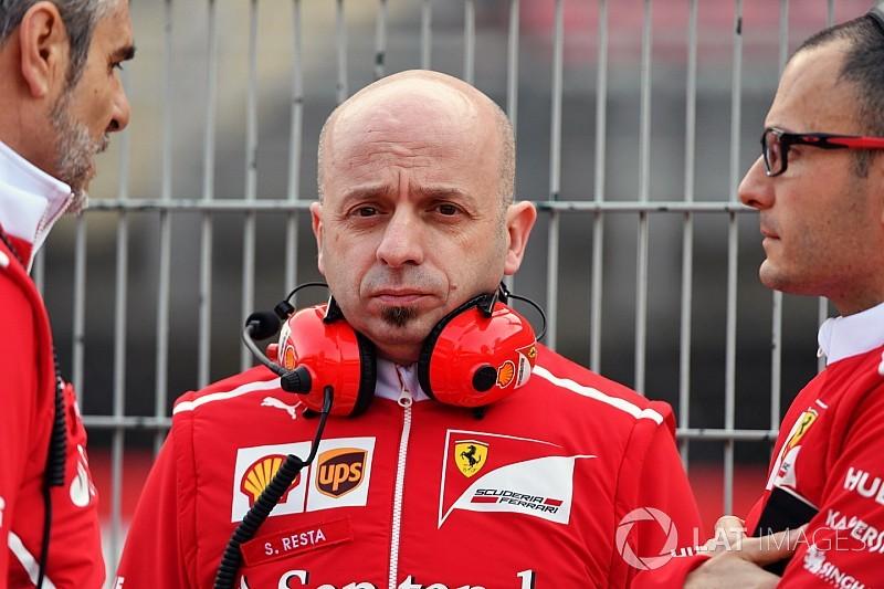 Ferrari'nin baş tasarımcısı Resta takımdan ayrıldı, Sauber'le anlaştı!