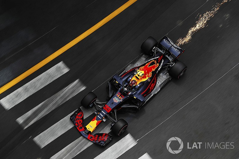 Monaco GP: Top photos from Thursday