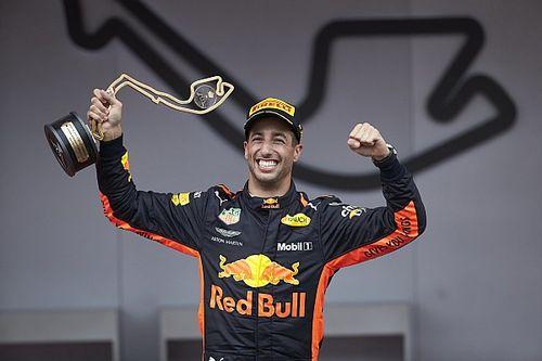 Minél nagyobb a nyomás, Ricciardo annál jobban teljesít
