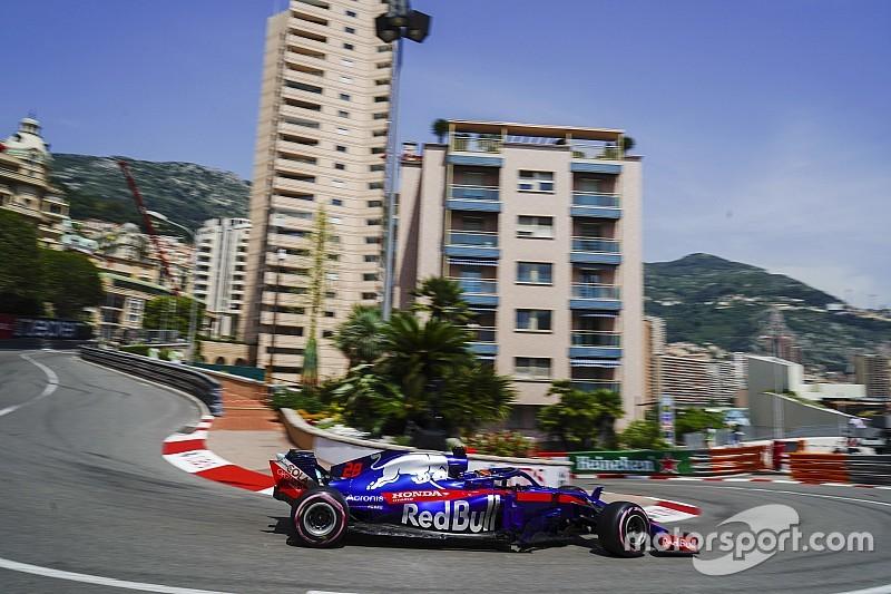 Хартли: Убрать меня из Toro Rosso хотели еще с Гран При Монако