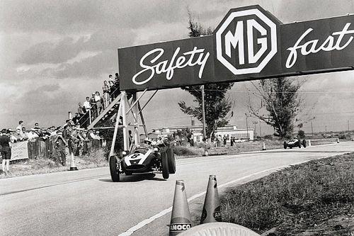 Cuando Brabham literalmente empujó su auto hacia el título
