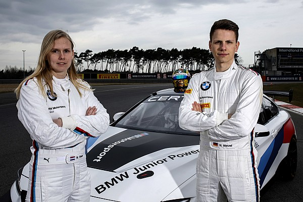 GT4 European Series Nieuws Visser met BMW in GT4 European Series