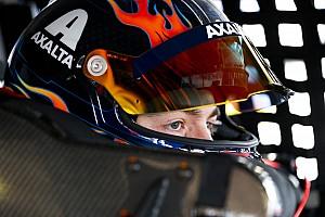 NASCAR Sprint Cup Noticias William Byron cree que va por el camino correcto