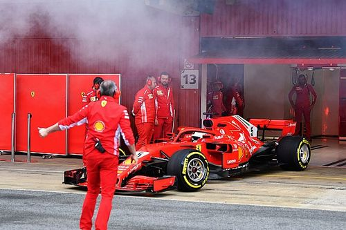 F1 Debrief: All you need to know from Test 2, Day 3