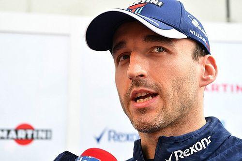 Kubica test deze week opnieuw met de Manor LMP1