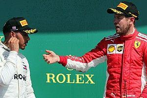 """Vettel: Hamilton-Aussagen nach Silverstone waren """"dumm"""""""