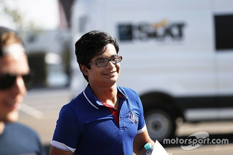 """Maini """"mentally stronger"""" after challenging F2 start"""