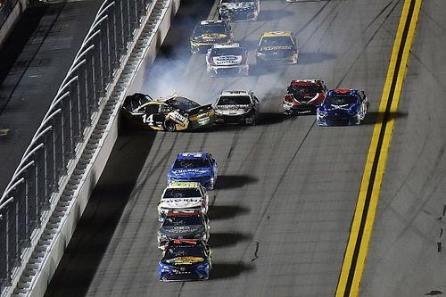 NASCAR-Piloten unter Zugzwang: Krachte es deshalb in Daytona?