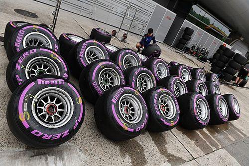 Ultramacios dominam escolhas de pneus para GP da Áustria