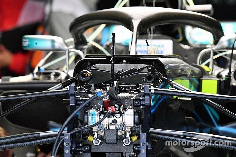 L'adoption des règles châssis F1 2021 repoussée à décembre ?