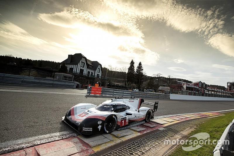 Porsche «разогнала» свой прототип и побила рекорд Ф1 в Спа