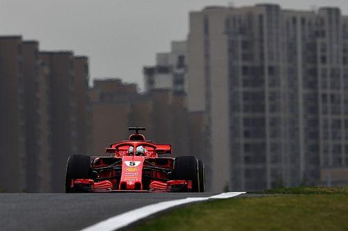 Ferrari schnell, aber: Set-up-Probleme bei Sebastian Vettel