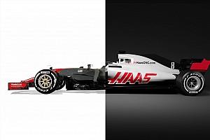 Formule 1 Special feature Vergelijk de Haas van 2017 met de Haas VF-18