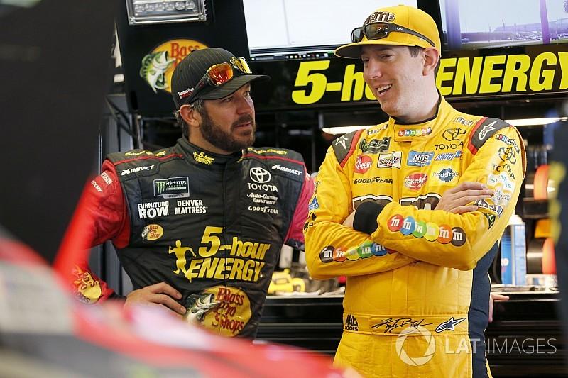NASCAR Mailbag: An early prediction for the final four