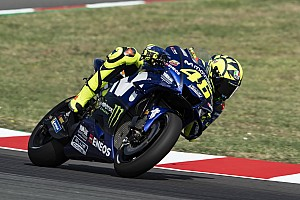 MotoGP Breaking news Rossi frustrated by Barcelona tyres after losing vote