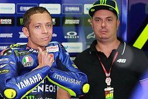 Rossi csalódott, és szerinte a Michelin hibázott