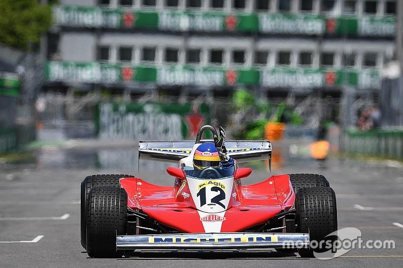No tengo recuerdos de Gilles como padre, afirma Jacques Villeneuve