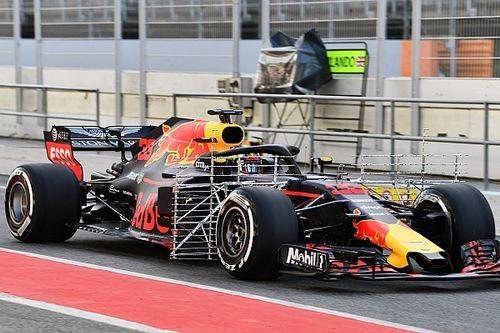 GALERI: Tes tengah musim F1 Barcelona