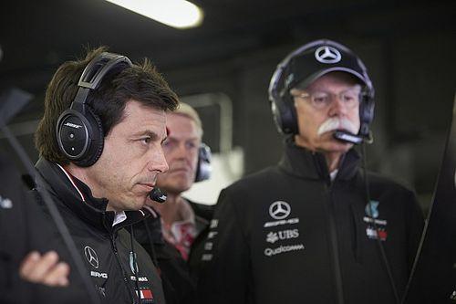 """Wolff: """"Capisco perché la Ferrari ha provato una strategia differente"""""""