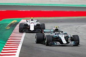 "Mercedes: Bottas estuvo cerca de sufrir ""grandes problemas"" en España"