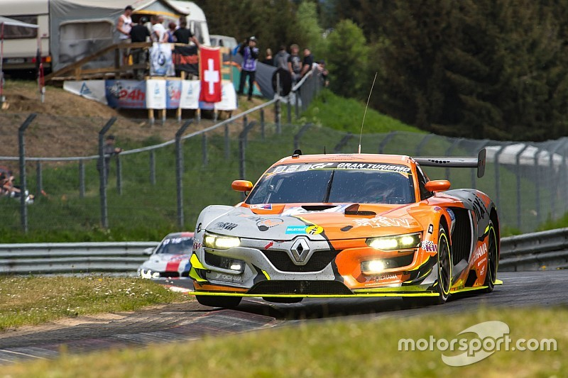 Kuno Wittmer takes 23rd place in 24 Hours of the Nürburgring