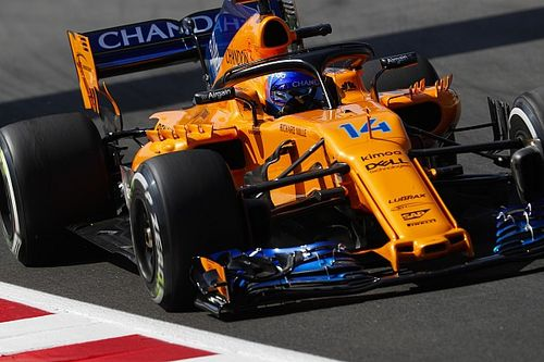 """Alonso: """"La McLaren è migliorata molto con gli aggiornamenti"""""""