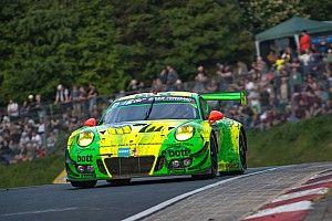 ニュル24時間:912号車マンタイ・レーシングが逆転で6度目の優勝飾る