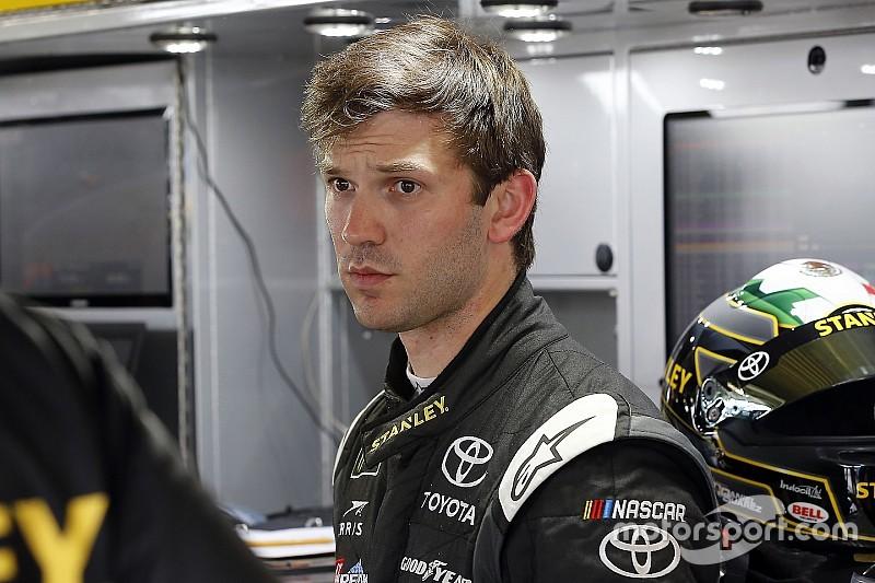 NASCAR: Daniel Suarez erbt Pocono-Pole nach Strafen