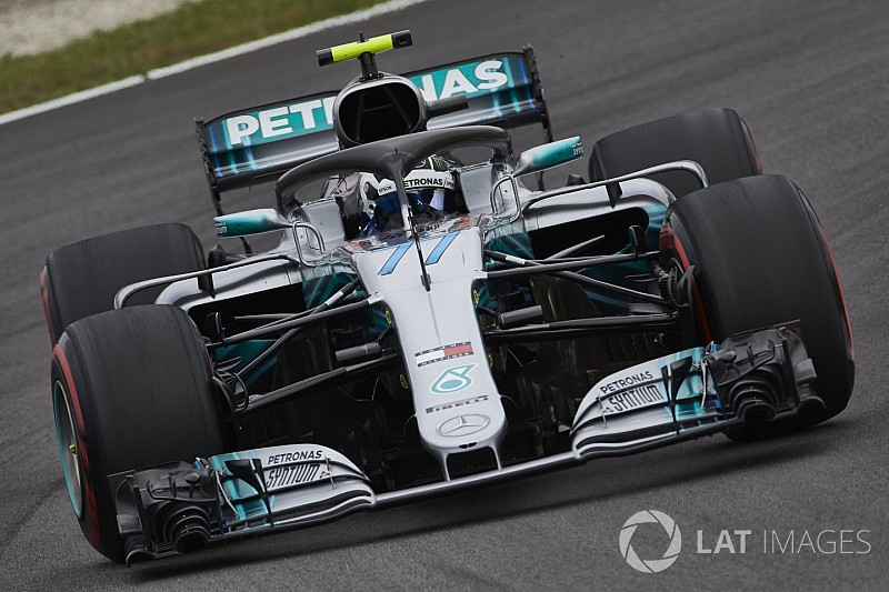 "Bottas has eliminated ""way off pace"" races"