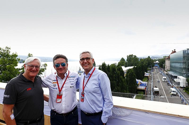 """Alejandro Agag: """"L'ePrix di Zurigo è stato veramente il top!"""""""