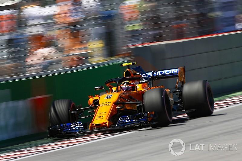 """Vandoorne says McLaren's pace drop """"bizarre"""""""