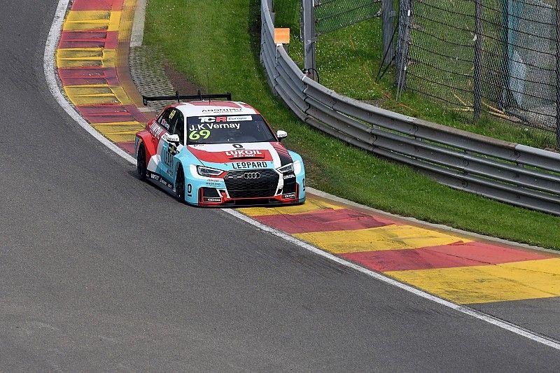 Cavalcata di Jean-Karl Vernay in Gara 1 a Spa-Francorchamps