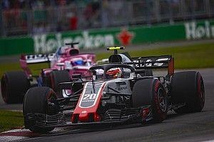 Haas ne fera pas appel de la décision en faveur de Force India