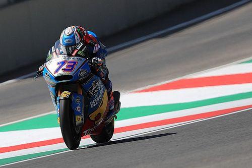 Moto2 Barcelona: Marquez snelste in tweede training, Bendsneyder 23ste
