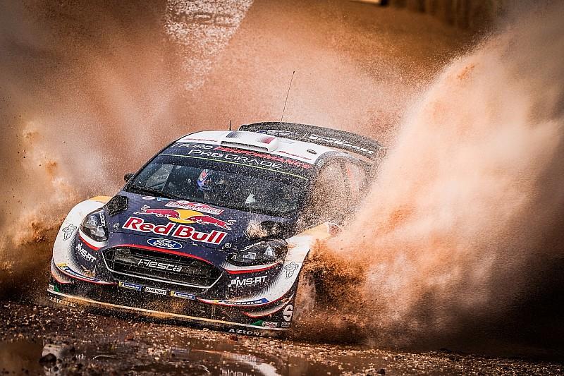M-Sport Ford tenta il recupero su Hyundai e prepara aggiornamenti per il Rally di Finlandia