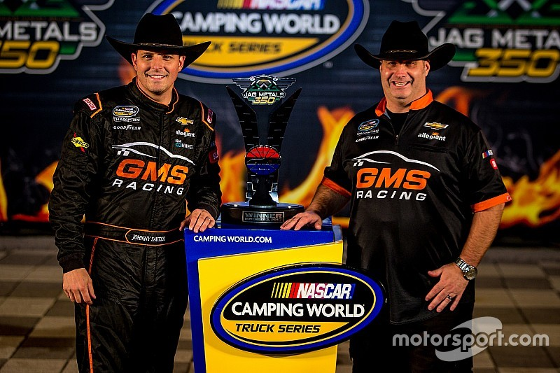 GMS Take on Trucks: The winning combination of Sauter and Shear